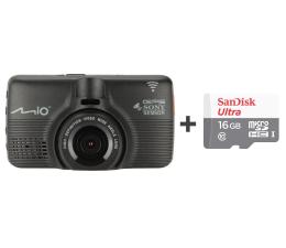"""Mio MiVue 792 Pro Full HD/2,7""""/140/Wi-Fi + 16GB (369337 + 409227)"""