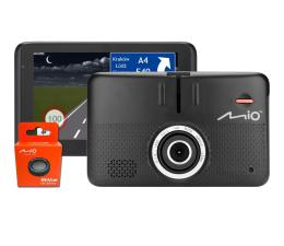Mio MiVue Drive 50 EU + wideorejestrator +Filtr (337157+212682)