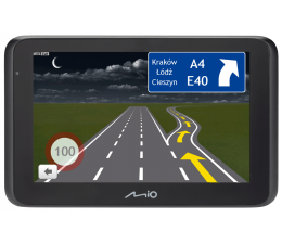 Mio MiVue Drive 55 EU + wideorejestrator