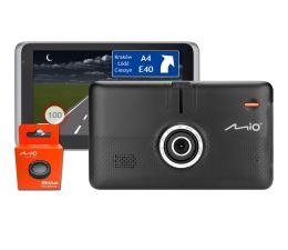 Mio MiVue Drive 65 EU + wideorejestrator +Filtr (337162+212682)
