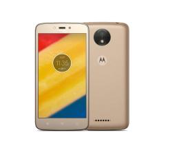 Motorola Moto C Plus 2/16GB Dual SIM 4000mAh złoty (PA800129PL)