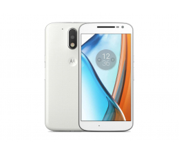 Motorola Moto G4 LTE Dual SIM biały (SM4374AD1N7)