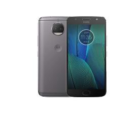 Motorola Moto G5S Plus 3/32GB Dual SIM szary  (PA6V0005CZ)