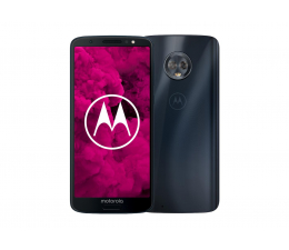 Motorola Moto G6 3/32GB Dual SIM granatowy + etui (PAAL0005PL / PAAL0034DE (XT1925))