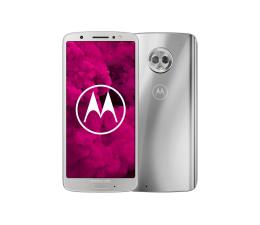 Motorola Moto G6 3/32GB Dual SIM srebrny + etui (PAAL0004PL / PAAL0035DE)