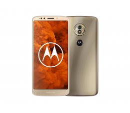 Motorola Moto G6 Play 3/32GB Dual SIM 4000mAh złoty + etui (PA9W0026PL)