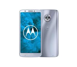 Motorola Moto G6 Plus 4/64GB Dual SIM błękitny + etui (PAAV0007PL)
