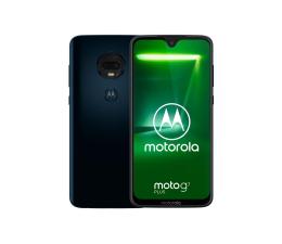 Motorola Moto G7 Plus 4/64GB Dual SIM granatowy + etui (PADU0006PL (XT1965-3))