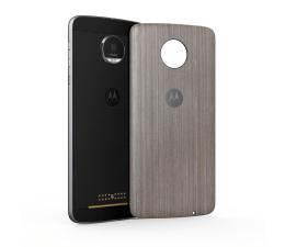 Motorola Moto Mods Plecki Moto Style Shell srebrny dąb (Moto Z ASMCAPSLOKEU)