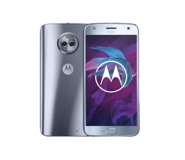 Motorola Moto X4 3/32GB Dual SIM niebieski (PA8X0007CZ)