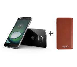 Motorola Moto Z Play LTE DS czarny + Power Bank 10000mAh  (SM4425AE7U1 + PBL-02)