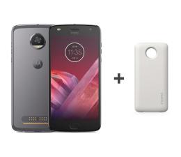 Motorola Moto Z2 Play LTE Dual SIM szary+Moto Mods Incipio (SM4483AC3N7 + Moto Z ASMESPRWHTEU)