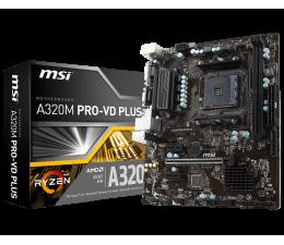 MSI A320M PRO-VD PLUS (PCI-E DDR4 USB3.1)