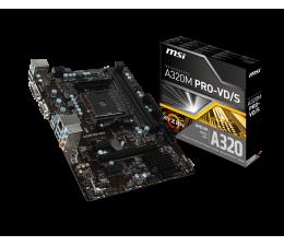 MSI A320M PRO-VD/S (PCI-E DDR4 USB3.1)