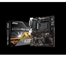 MSI A320M PRO-VHL (PCI-E DDR4 USB3.1)