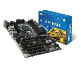 MSI B150 PC MATE (B150 2xPCI-E DDR4)