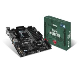 MSI B150M MORTAR (B150 2xPCI-E DDR4)