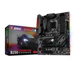 MSI B250 GAMING PRO CARBON (3xPCI-E DDR4 USB3.1/M.2)