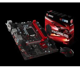 MSI B250M GAMING PRO (PCI-E DDR4 USB 3.1/M.2)