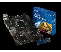 MSI B250M PRO OPT BOOST (PCI-E DDR4 USB3.1/M.2)
