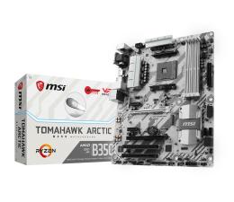 MSI B350 TOMAHAWK ARCTIC (2xPCI-E DDR4 USB3.1/M.2)