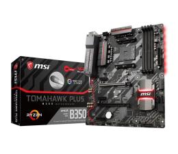 MSI B350 TOMAHAWK PLUS (PCI-E DDR4 USB 3.1 / M.2)