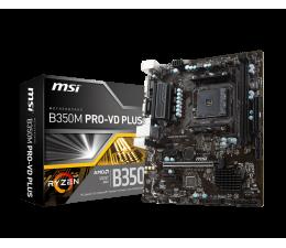 MSI B350M PRO-VD PLUS (PCI-E DDR4 USB3.1)