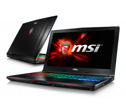 MSI GE62 i7-7700HQ/16GB/1TB+120SSD GTX1050 IPS (Apache   GE62 7RD-038XPL-120SSD M.2 )