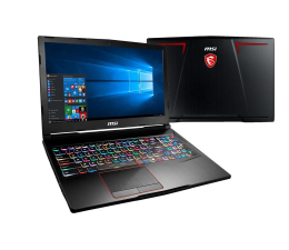 MSI GE63VR i7-7700HQ/16GB/1TB+128/Win10 GTX1060 120Hz (Raider | GE63VR 7RE-020PL)