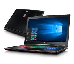 MSI GE72 i7-7700HQ/8GB/1TB/Win10X GTX1050 120Hz (Apache   GE72 7RD-098XPL )