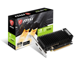 MSI GeForce GT 1030 2GHD4 LP OC 2GB DDR4 (GT 1030 2GHD4 LP OC)