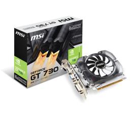 MSI GeForce GT730 2048MB 128bit V2 (N730-2GD3V2)