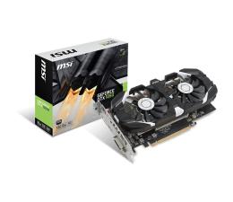 MSI GeForce GTX 1050 OC 2GT GDDR5 (GTX 1050 2GT OC)