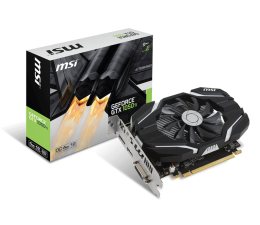 MSI GeForce GTX 1050 TI 4GB GDDR5 (GeForce GTX 1050 Ti 4G OC)