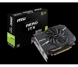 MSI GeForce GTX 1070 Aero ITX OC 8GB GDDR5 (GTX 1070 AERO ITX 8G OC)