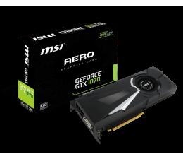 MSI GeForce GTX 1070 AERO OC 8GB GDDR5  (GTX 1070 AERO 8G OC)