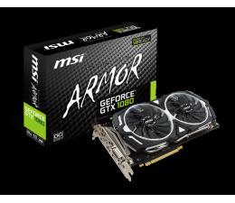 MSI GeForce GTX 1080 ARMOR OC 8GB GDDR5X  (GTX 1080 ARMOR 8G OC)