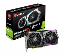 MSI GeForce GTX 1660 Gaming X 6GB GDDR5