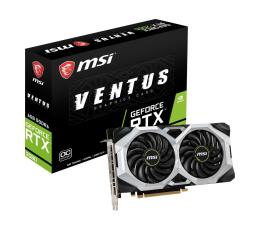 MSI GeForce RTX 2060 VENTUS OC 6GB GDDR6  (RTX 2060 VENTUS 6G OC)