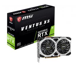 MSI GeForce RTX 2060 VENTUS XS OC 6GB GDDR6 (RTX 2060 VENTUS XS 6G OC)