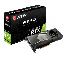 MSI GeForce RTX 2070 AERO 8GB GDDR6