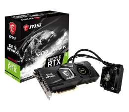 MSI GeForce RTX 2080 SEA HAWK X 8GB GDDR6 (RTX 2080 SEA HAWK X)
