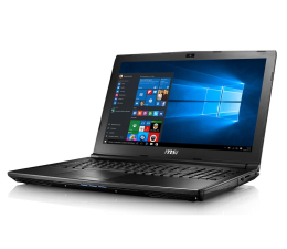 MSI GL62 i5-6300HQ/8GB/1TB/Win10X 940MX 2GB FHD (GL62 6QC-473XPL)