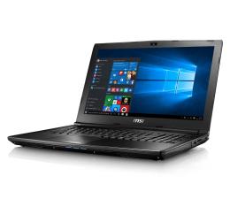 MSI GL62 i5-6300HQ/8GB/1TB/Win10X GTX950M FHD (GL62 6QE-1807XPL)