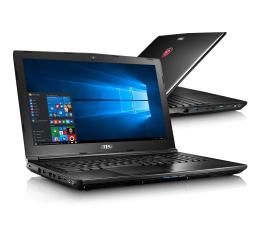 MSI GL62 i7-6700HQ/8GB/1TB+120SSD/Win10X GF940MX FHD (GL62 6QC-060XPL-120SSD M.2)