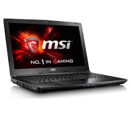 MSI GL62M i7-7700HQ/8GB/1TB GTX1050 FHD (GL62M 7RD-043XPL)