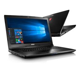 MSI GL72 i7-7700HQ/16GB/1TB+120SSD/Win10X GTX1050 (GL72 7RD-021XPL-120SSD M.2 )