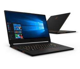 MSI GS65 i7-8750H/16GB/512/Win10 GTX1070 144Hz  (Stealth Thin | GS65 8RF-021PL )