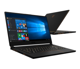 MSI GS65 i7-9750H/16GB/256/Win10 GTX1660Ti 144Hz (Stealth| GS65 9SD-628PL)