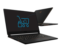 MSI GS65 i7-9750H/16GB/512 RTX2070 240Hz (Stealth| GS65  9SF-650XPL)